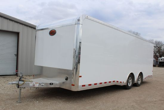 2018 Sundowner 24' Cargo RCS (Race Car Series) Bumperpull Motorsports & Toy Hauler SOLD!!!
