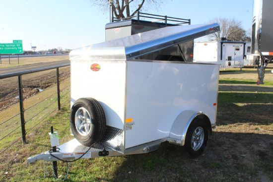 2020 Sundowner 4x8' MiniGo MG4x8 Bumperpull Enclosed Trailer SOLD!!!