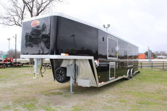 2020 Sundowner RCS28 Race Car Series Gooseneck Motorsports & Toy Hauler SOLD!!!