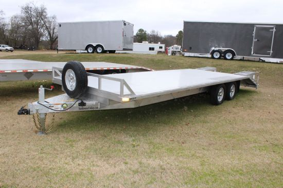2020 Sundowner 24' Multi-Purpose Utility 9624 Bumperpull Flatbed & Sport Utility Trailer