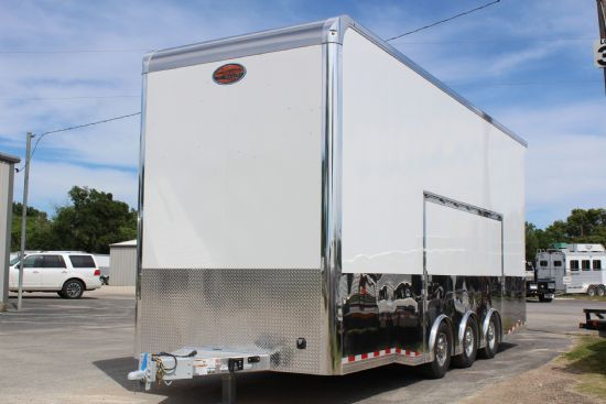 2019 Sundowner 26' STACKER SERIES Bumperpull Motorsports & Toy Hauler SOLD!!!