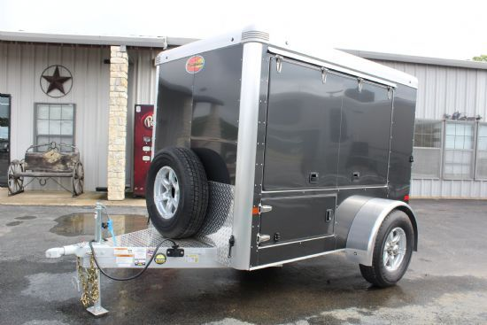 2021 Sundowner 5x8' FARRIER Bumperpull Enclosed Trailer SOLD!!!