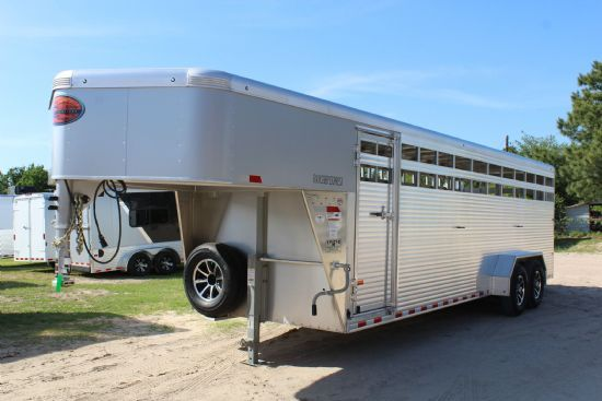 2018 Sundowner 24' Rancher XP Gooseneck  SOLD!!!
