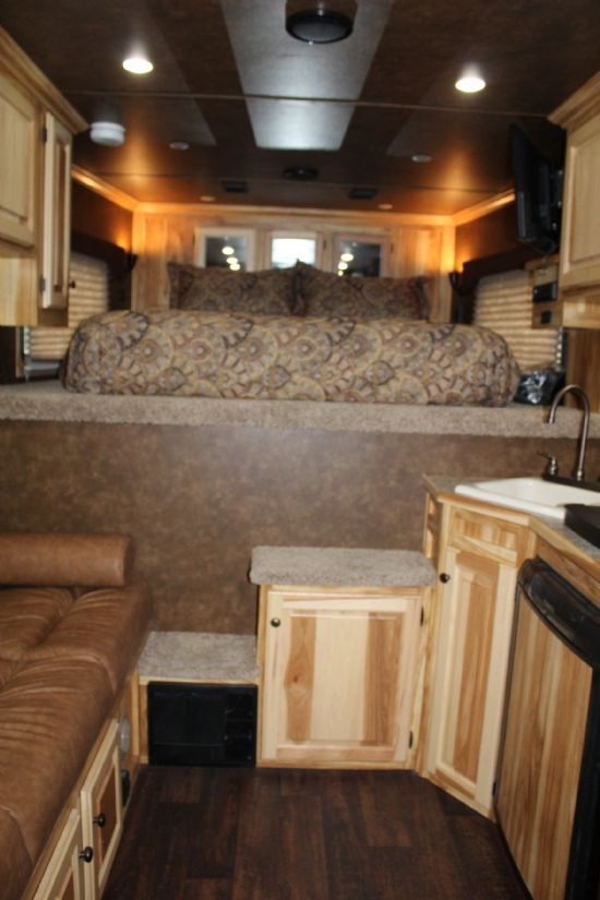 2019 Sundowner 1786GM Gooseneck Motorsports & Toy Hauler With Living Quarters SOLD!!!
