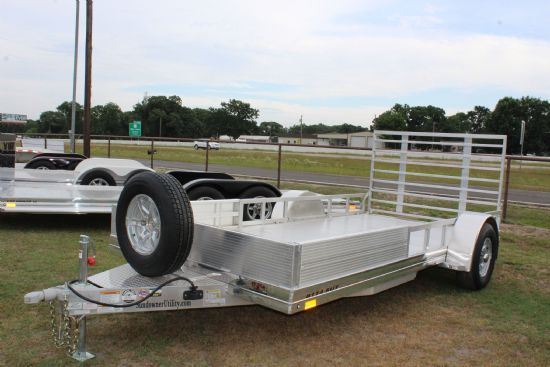 2019 Sundowner 8114 SUT Bumperpull Flatbed & Sport Utility Trailer SOLD!!!