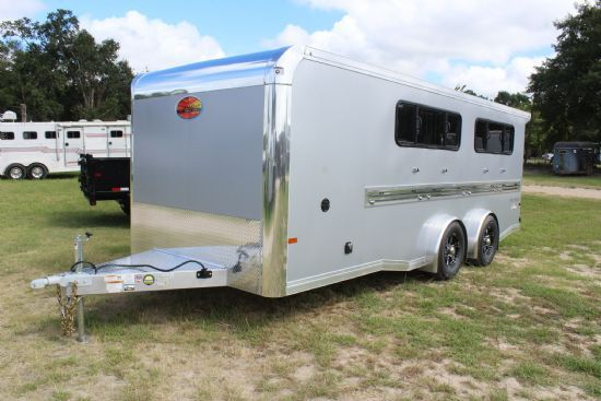 2021 Sundowner Showman Extreme 20' Bumperpull  SOLD!!!