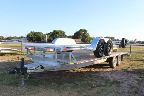 2019 Sundowner 24' 9624mp Multi-Purpose Deck Over Bumperpull Flatbed & Sport Utility Trailer