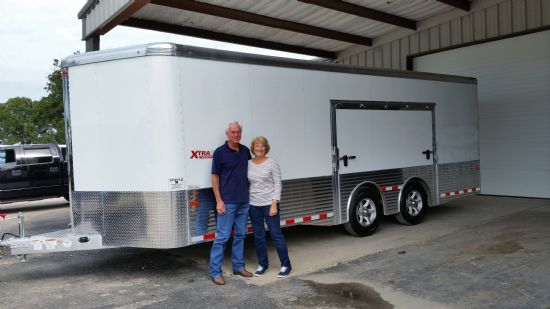 2018 Sundowner 24' Cargo XTRA Series Bumperpull Motorsports & Toy Hauler SOLD!!!