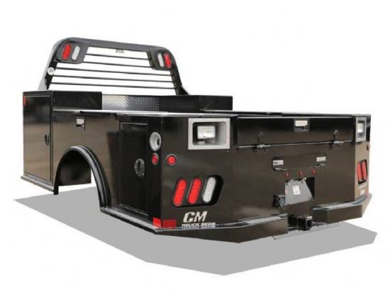 CM TM Tradesman Truck Bed
