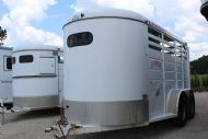2006 CM Dakota  2 Horse Slant Load Bumperpull Horse Trailer SOLD!!!