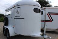 2010 CM Playday  2 Horse Straight Load Bumperpull Horse Trailer SOLD!!!
