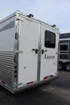 2018 Lakota C8311 sr Charger  3 Horse Slant Load Gooseneck Horse Trailer With Living Quarters SOLD!!!