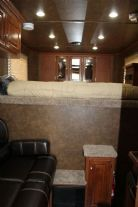 2019 Sundowner 6906 Santa Fe  2 Horse Slant Load Gooseneck Horse Trailer With Living Quarters SOLD!!!
