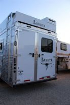 2018 Lakota Big Horn B8416  4 Horse Slant Load Gooseneck Horse Trailer With Living Quarters SOLD!!!