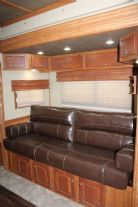2019 Sundowner 2486SGM Slide Out Toy Hauler w/ 19' Cargo Gooseneck Motorsports & Toy Hauler With Living Quarters